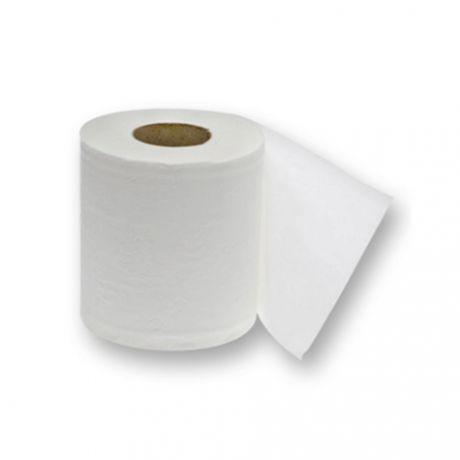 Rollo papel secamanos 2 capas. 180 mts, precortado