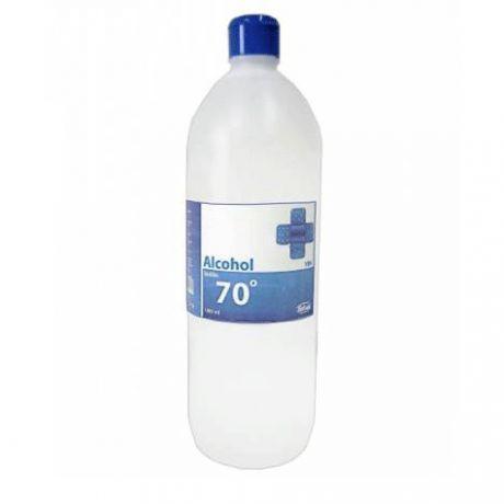 Alcohol 96º, 1000 ml.
