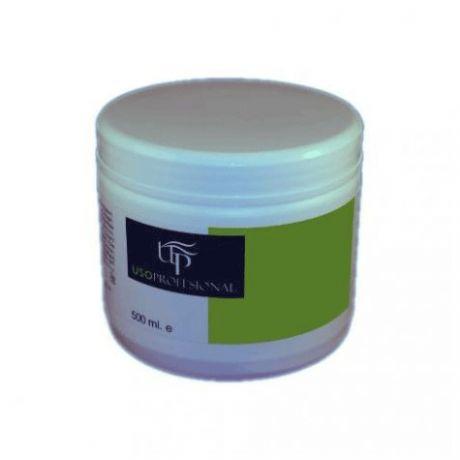 Crema efecto calor USO PROFESIONAL, 500 ml. (te verde, nicotinato de metilo)