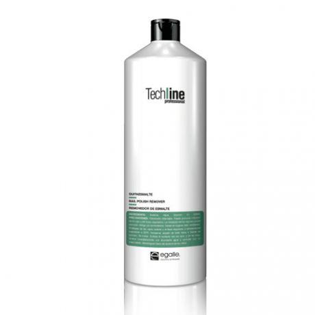 Quitaesmalte hidratante con acetona de uso profesional, 1000 ml.