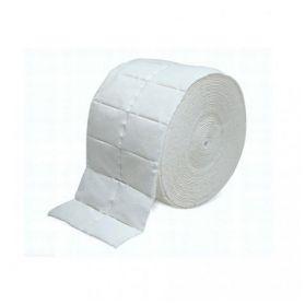 Algodón en Cuadritos 4 x 5 cm., Pack con dos Rollo de 500 unid.