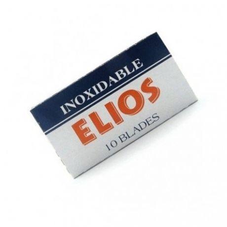 Cuchillas navaja Elios, 10 und.