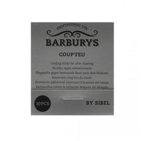 Barbury Cerillas Cortasangre, Caja 10 Unid.