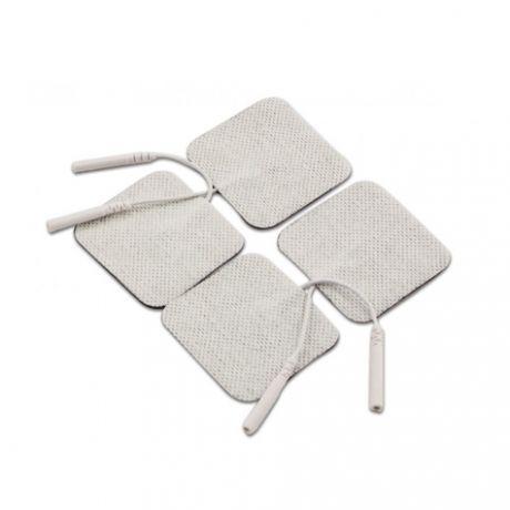 Electrodos para tens 50 x 50 mm.