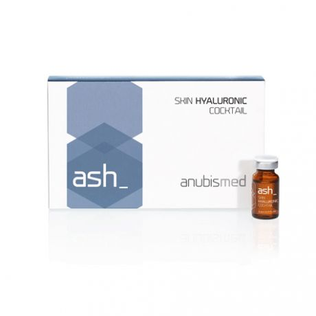 Anubismed Hyaluronic Cocktail 5 amp x 10 ml.
