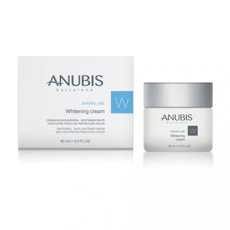 Anubis Shining Line Whitening Cream 60 ml.