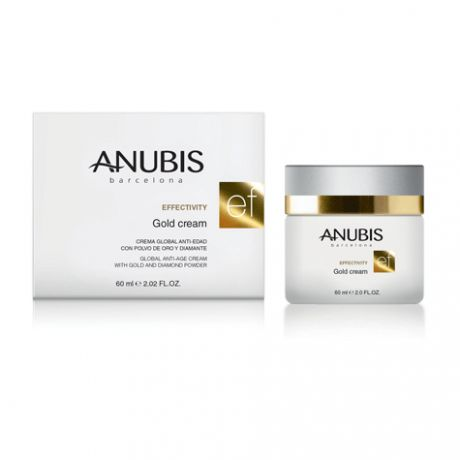 Anubis Effectivity Gold Cream 60 ml.