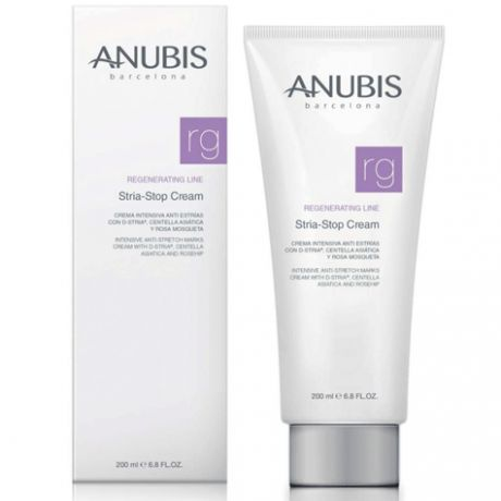 Anubis Regenerating Line Stria Stop Cream 200 ml.