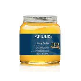 Anubis Spa Lemon Peeling Salt 465 grs.