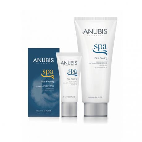Anubis Spa Rice Peeling 200 ml.