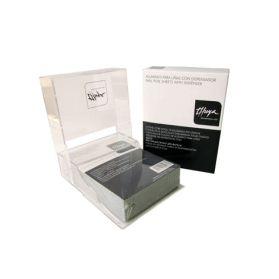 Thuya Aluminio para Uñas con Dispensador