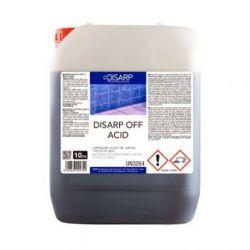 Disarp Off Acid 10 kg.- Caja 4 unid.