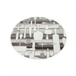 Tapa para Envase Aluminio B1900, Caja 600 Unid.