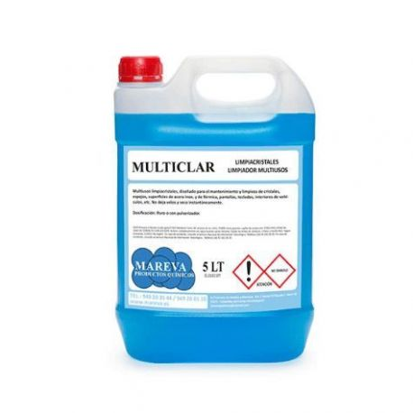 Multiclar Multiusos 1 L.