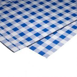 Mantel 1x1, -40 grs. cuadros varios colores, Caja 400 unid.