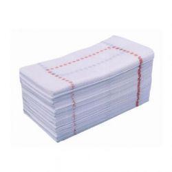 Servilleta Engarzada Zig-Zag (P-250), Caja 100 Paquetes