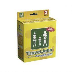 """Bolsa-orinal"" de viaje Travel John"