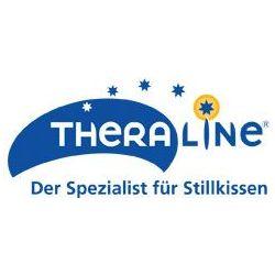 Funda para cojín de lactancia Theraline, 190 x 38 cm. Incontinencia