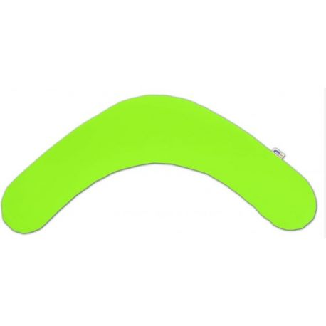 Cojin de lactancia Theraline con funda verde