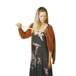 Bastón para vestirse. Longitud 46 cm.