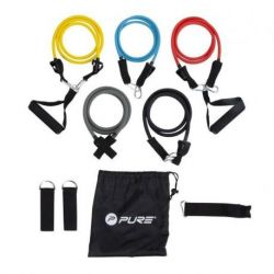 Exercise tube set