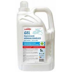 Gel de manos hidroalcohólico higienizante 5000 ml