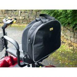 Bolsa para respaldo de scooter negro