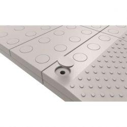 Rampa modular SecuCare, tapa agujero de encaje. 14 unidades.