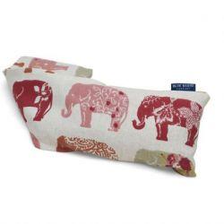 Bolsa de trigo lavanda elefante Nelly
