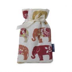 Botella de agua caliente mini elefante Nelly