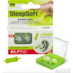 Tapones Alpine SleepSoft en caja, 2 uds. (antes AL200116-S)