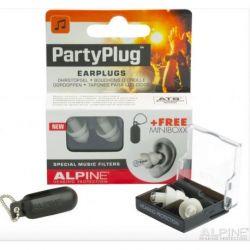 Tapones Alpine PartyPlug en caja, 2 uds.