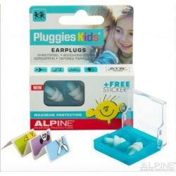 Tapones Alpine Pluggle en caja, 2 uds.