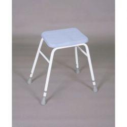 Taburete con asiento de poliuretano